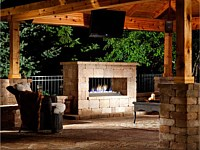 Fireplace / Fire Pit
